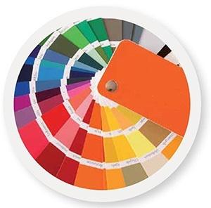 spalvos profiliams