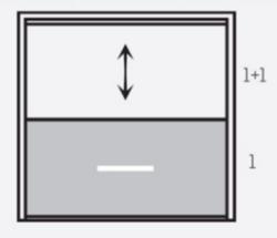 1+1 konstrukcija terasos stiklinimas