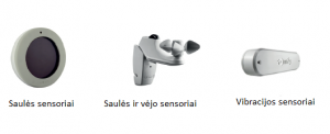 sensoriai automatika