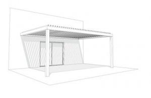 modulinis montavimas prie sienos