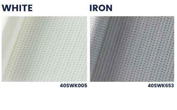 Sunworker outdoor roller blinds textile