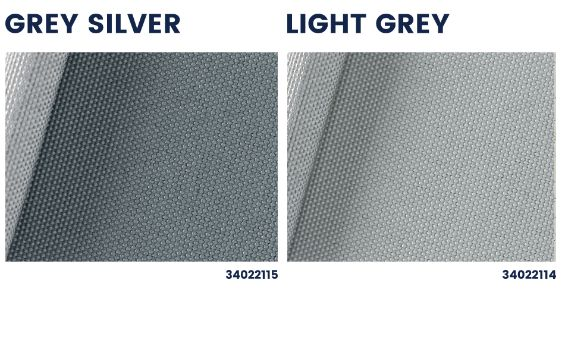 Veroglim outdoor roller blinds textile