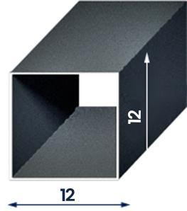 Compact konstrukcijų matmenys pergolėms